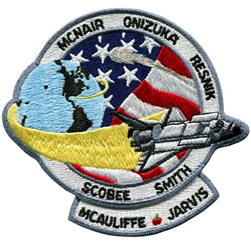 NASA Space Shuttle Challenger Mission Patch - 4 Inch Collector Size