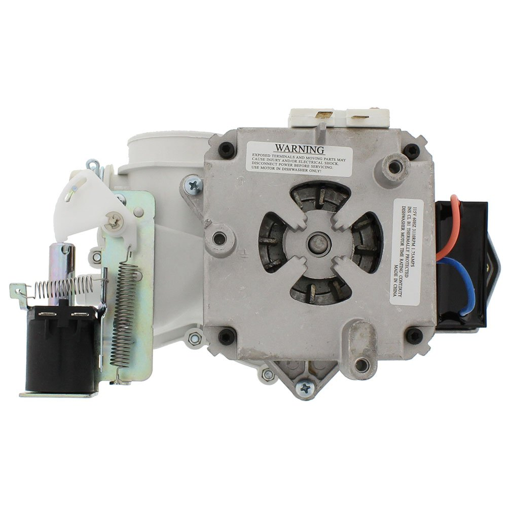 Snap Supply Dishwasher Pump for GE Directly Replaces WD26X10013