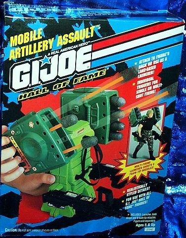 (G.I. Joe Hall of Fame Mobile Artillery Assault Launcher )