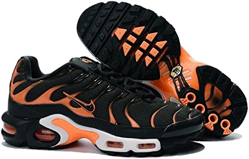 tn nike orange et noir