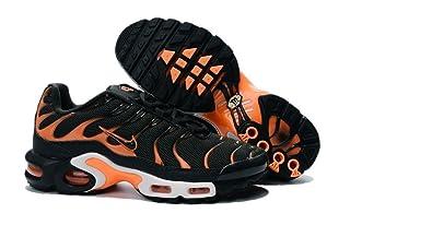Nike Orange Air Max Plus Tn Orange Nike Et Noir (39)Chaussures Et Sacs d30752