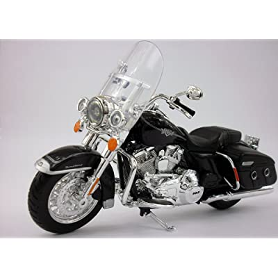 Maisto 1:12 Harley-Davidson Custom - 2013 FLHRC Road King Classic: Toys & Games
