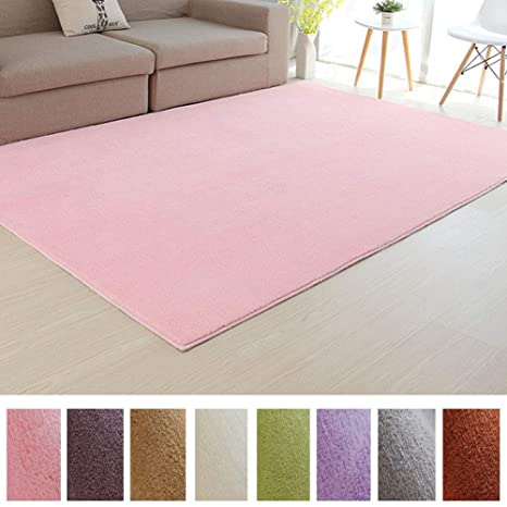 Amazon Com Pink Area Rugs Bedroom Boys Girls Rooms Carpet Kids
