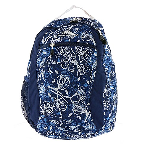High Sierra Curve Rucksack Enchanted/True Navy/White sNqfAnMI