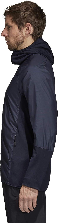 adidas Terrex Tracerocker Hooded Vlies Jacke AW18 Large