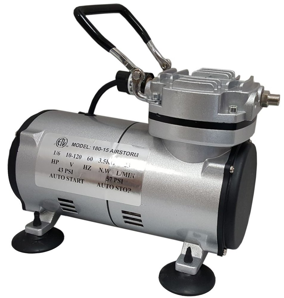Badger Air-Brush Co. 180-15 Airstorm Compressor