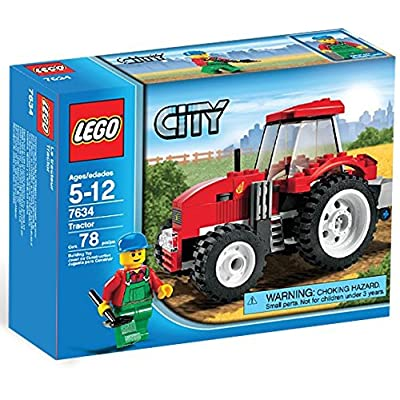 LEGO City Set #7634 Tractor Farm City: Toys & Games