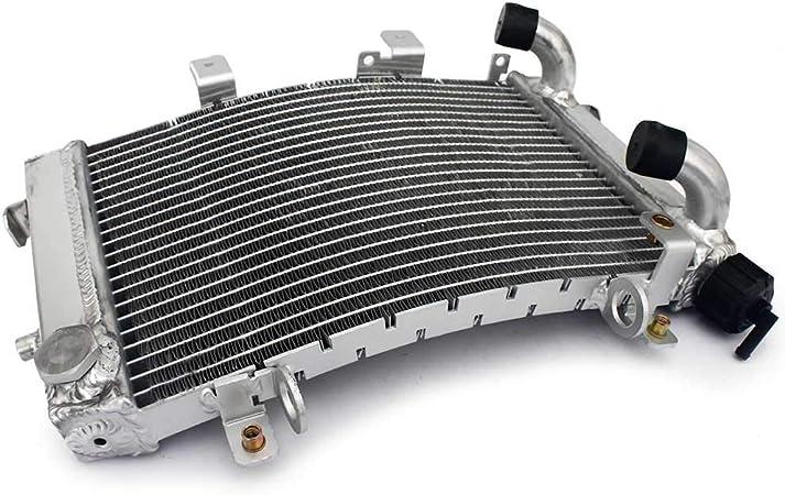 Tarazon Wasserkühler Motorkühlung Kühler Aluminum Radiator Passend Für Duke 690 2013 2017 Auto