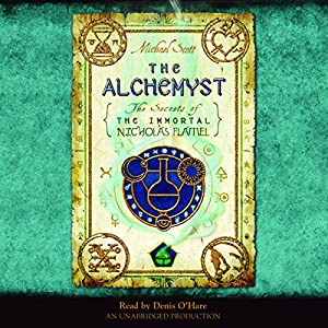 The Alchemyst Audiobook