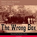 The Wrong Box | Robert Louis Stevenson,Lloyd Osbourne