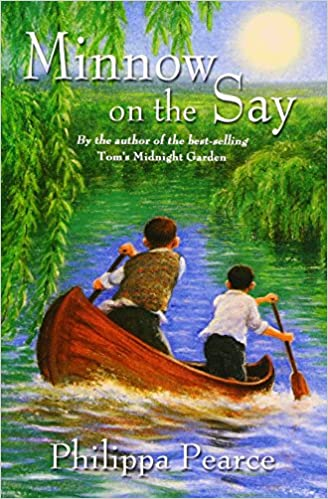 Minnow On The Say By Philippa Pearce Semicolon