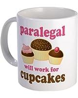 CafePress - Funny Paralegal Mug - Unique Coffee Mug, Coffee Cup
