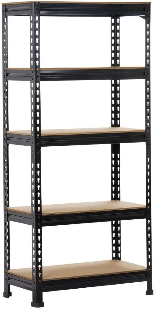 Shelves for Garage Storage Shelving Units and System Heavy Duty Utility Rack NEW