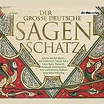 Der große deutsche Sagenschatz | Ludwig Bechstein