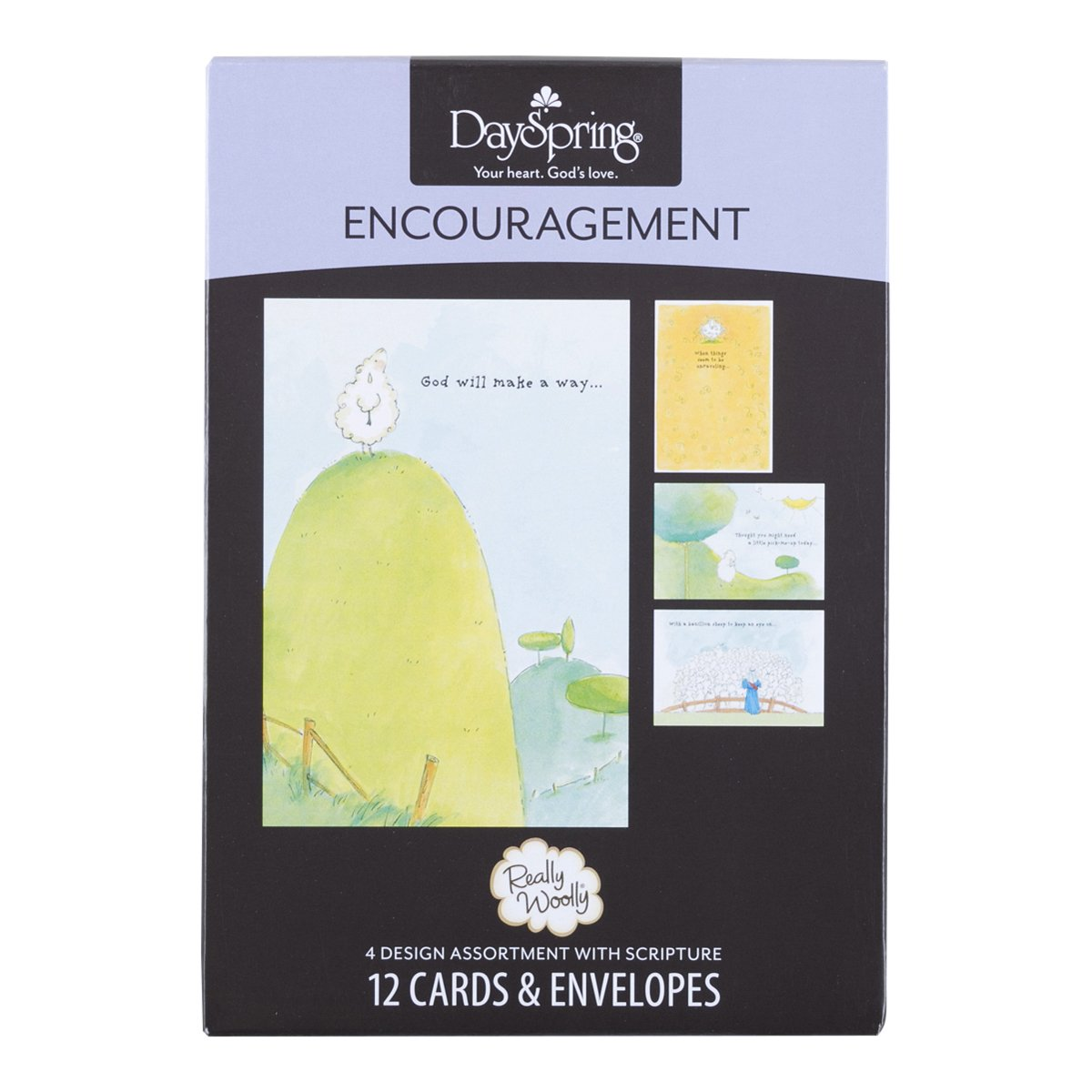 Amazon encouragement inspirational boxed cards really amazon encouragement inspirational boxed cards really woolly home and garden products office products kristyandbryce Image collections