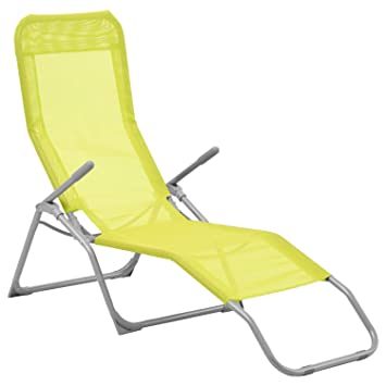 Longue Jja Chaise VertCuisineamp; Siesta Maison Nm0nw8