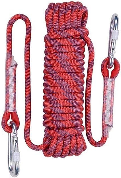 Fgh - Cuerda de escalada (10 mm x 10 m, 20 m, 30 m, 50 m ...