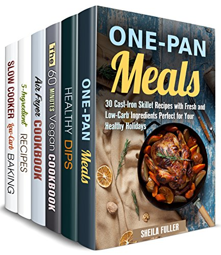 Healthy Easy Box Set 5 Ingredient ebook product image