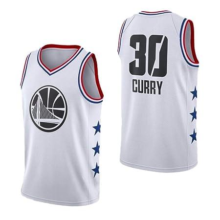 NBA Camiseta De Baloncesto Stephen Curry # 30 para Hombre ...