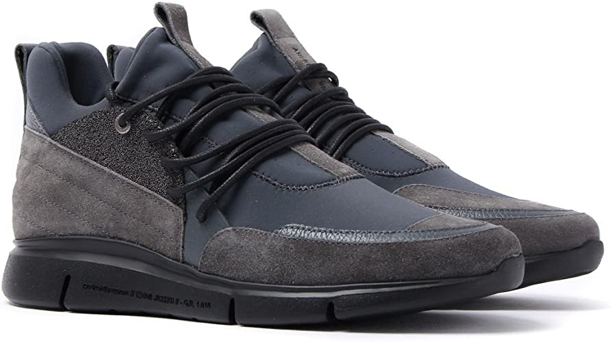 Android Homme Runyon Runner Caviar Grey