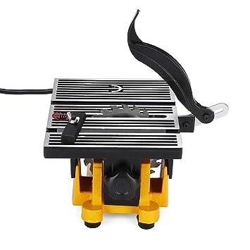 "4/""blades Mini Bench Table Saw DIY wood stone metal Cutter Sawing cutting Machine"