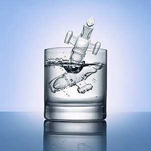 Exclusive Firefly Serenity Ice Cube Tray | ThinkGeek