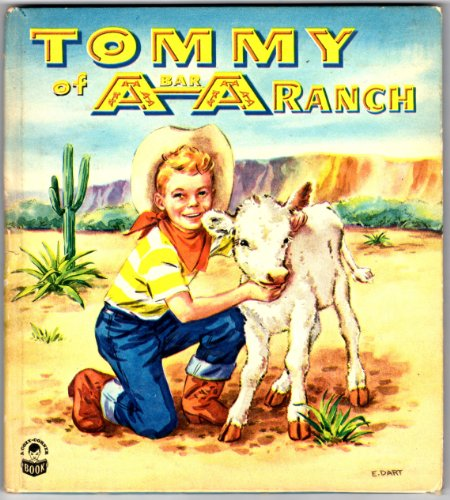 Tommy at A-Bar-A Ranch