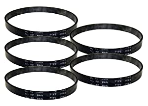 Panasonic 7300 Series Vacuum (5 Pack) Replacement Flat Type UB8 Belt # PR-1010-5pk
