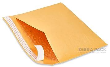 200 #1 7.25x12 Bubble Mailers Padded Envelopes Bags Usa Free Shipping #1 Enveloppen en omslagen