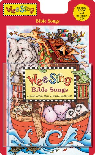Wee Sing Bible Songs (Wee Sing) CD and Book Edition Buy Cd Canada