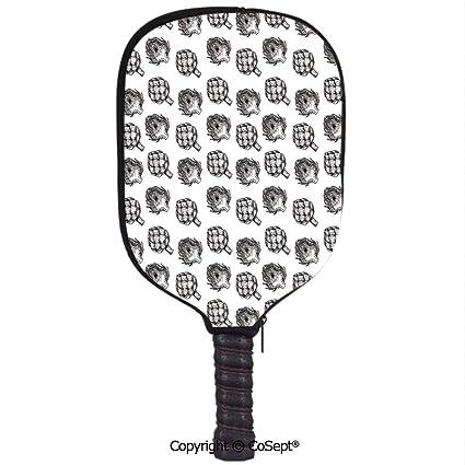 Amazon.com: PUTIEN - Juego de raqueta fácil de usar ...