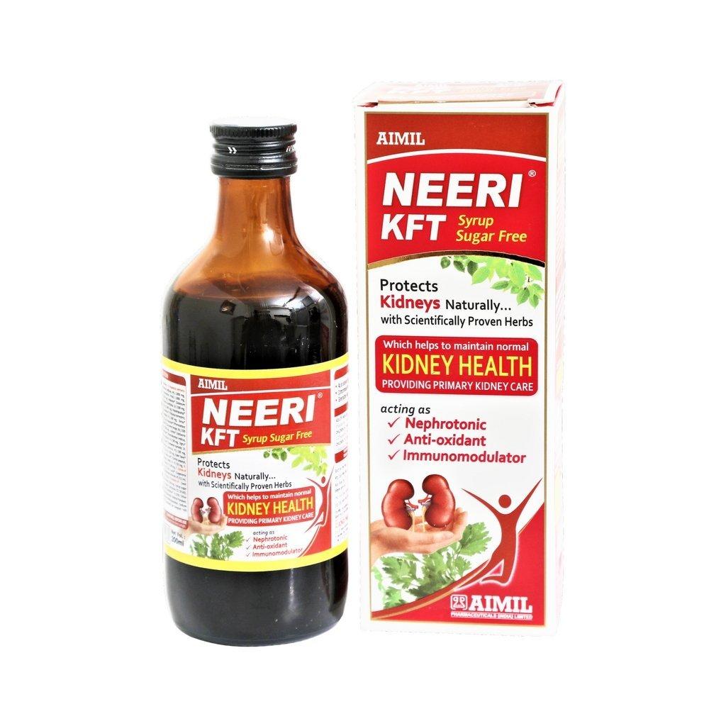 Aimil Neeri Kft Sugar Free Syrup - 200 ml
