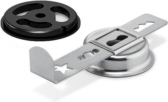 Bosch MUZ9SV1 Galletas, Sub-Accesorio Opcional para los Robots de Cocina Optimum, Inoxidable, Acero y negro: Amazon.es: Hogar