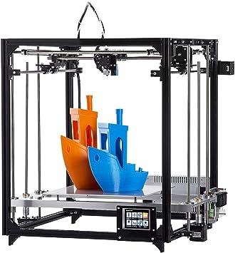 Impresora 3D FLSUN_F3 kit de bricolaje pantalla táctil de doble ...