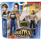 DEAN AMBROSE & SETH ROLLINS - WWE BATTLE PACKS 36 WWE TOY WRESTLING ACTION FIGURE 2-PACKS