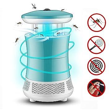 Moustique Tueur Lampe, électrique Moustique Zapper Pièges à Moustiques Anti- Moustique Insecte Mouche Bug 639631f088f2