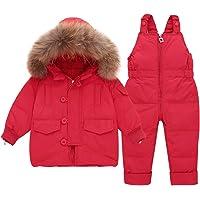 WESIDOM - Traje de nieve para bebés y niñas