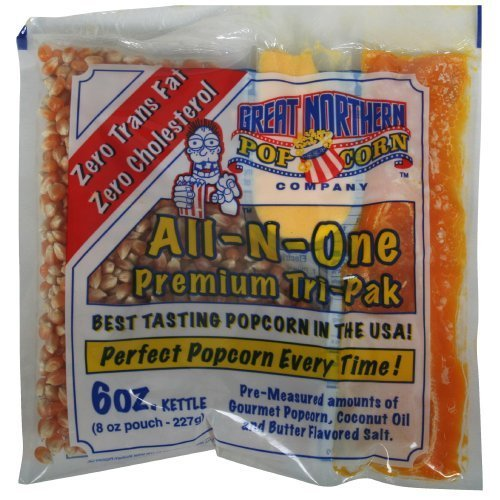 6 oz northern popcorn - 5