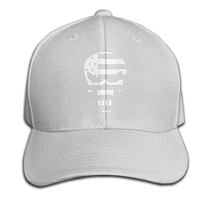 7ba1e3ea American Sniper Punisher Skull Low Profile Cap Hats Adjustable Ash Baseball  Cap