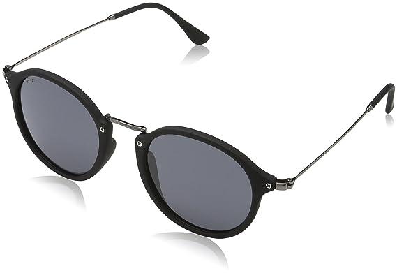 MSTRDS Spy, Gafas de Sol Unisex Adulto, Negro (Black/Grey ...