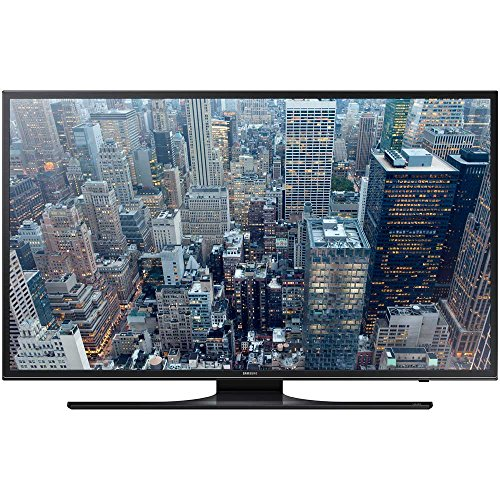 "Samsung 75"" Class (74.5"" Diag.) LED 2160p Smart 4K Ultra HD TV Black UN75JU6500FXZA"
