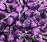 Best Kisses - Hershey's Kisses, Milk Chocolate in Purple Foil Review