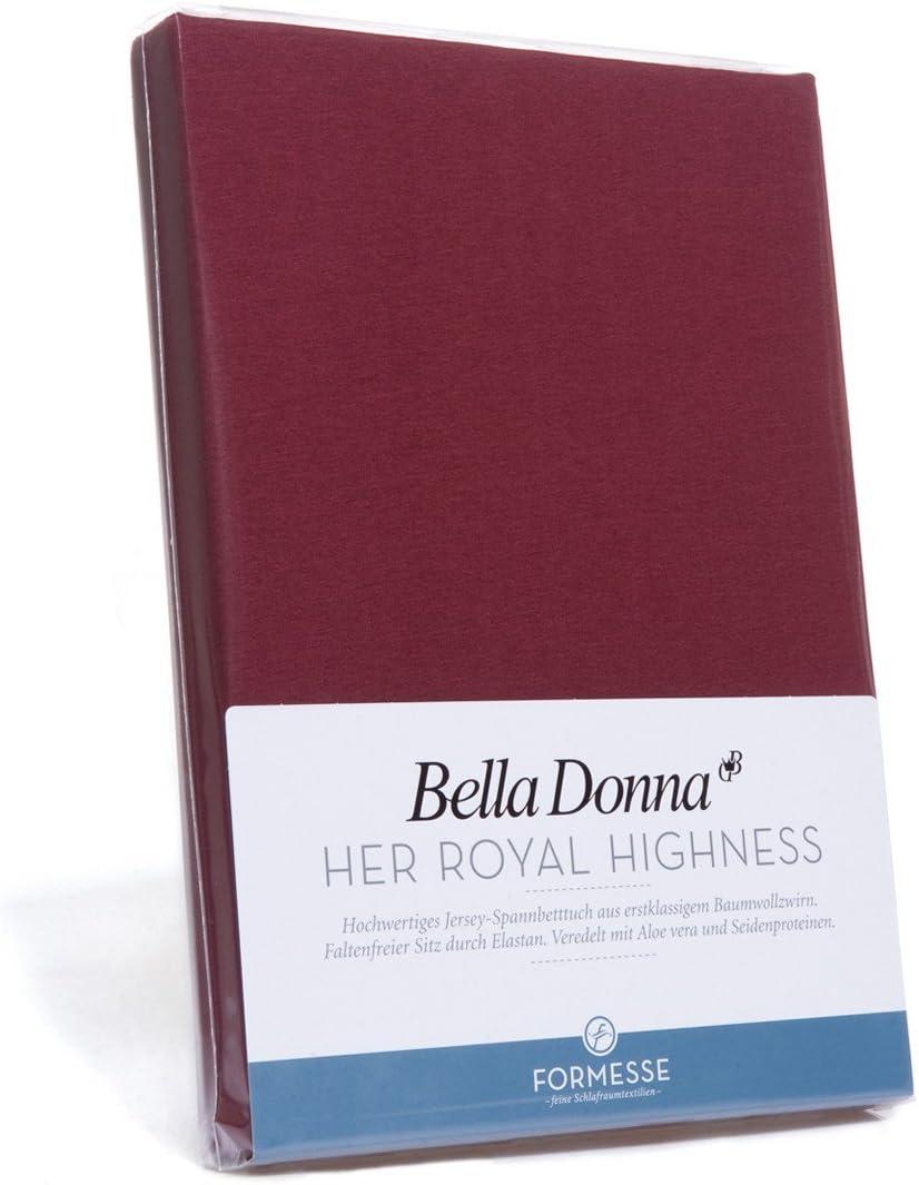 Spannbettlaken Bella Donna Premium 120//200-130//220 Spannbetttuch