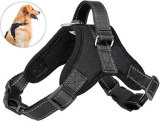 Arnés para perro Pupmate, chaleco para mascotas al aire libre para ...