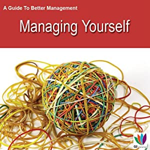 Managing Yourself Audiobook