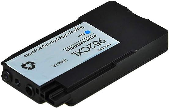 3 PK 952XL LOS61A Cyan Ink Cartridge for HP Officejet Pro 8735 8736 8740 8743