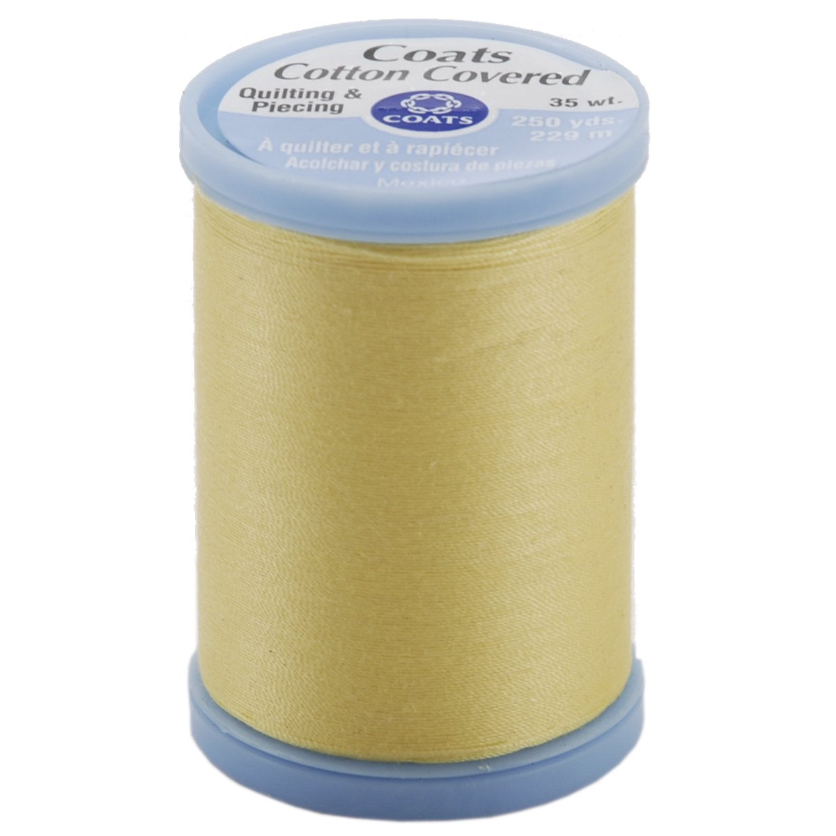 Coats /& Clark Cotton Covered Quilting and Piecing Thread 250-Yard Nugrey