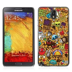 YOYOSHOP [420 Graffiti] Samsung Galaxy Note 3 Case by icecream design