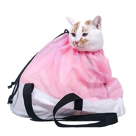 shewt Bolsa de Transporte Multifuncional para Gatos, Mascotas, Gatos, baños, inyecciones,