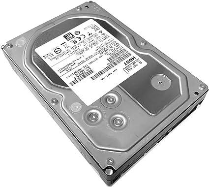 """HGST DeskStar NAS 3.5/"""" 4TB HDD 7200RPM 128MB Cache SATA 6.0Gb//s Hard Drive OEM"""
